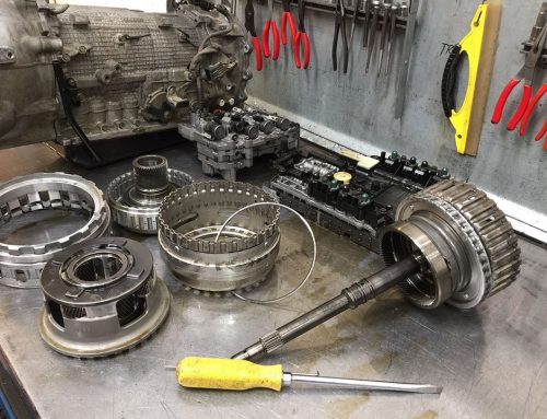 Volvo Auto Gearbox Repairs
